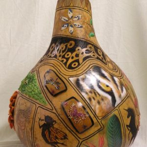 Travelling Gourd