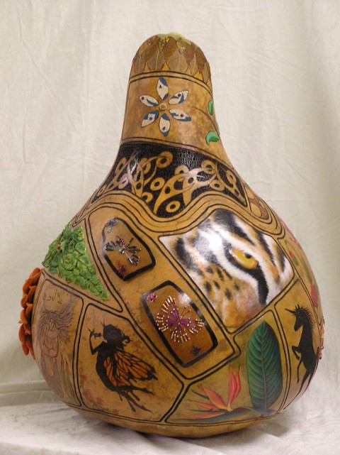 Member Gourds for Fundraisers